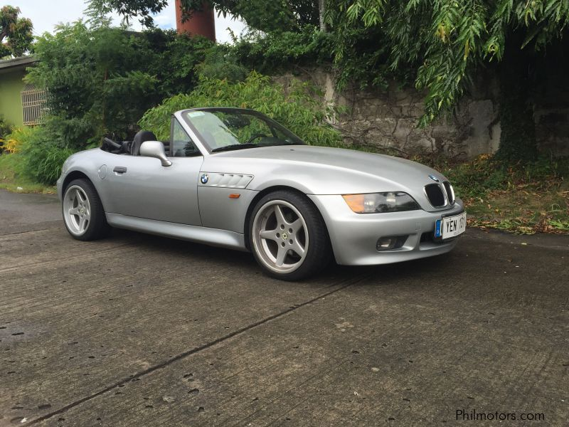 Used Bmw Z3 Roadster 2007 Z3 Roadster For Sale Paranaque City Bmw Z3 Roadster Sales Bmw Z3