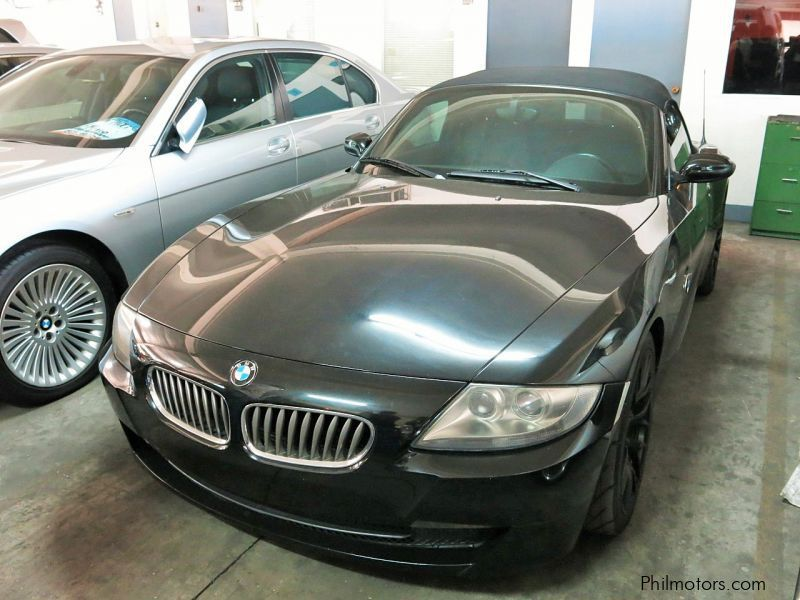 Used Bmw Z4 2007 Z4 For Sale Makati City Bmw Z4 Sales