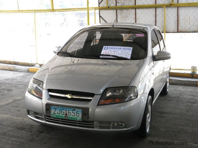 Used Chevrolet Aveo 2007 Aveo For Sale Quezon City Chevrolet