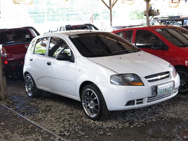 Used Chevrolet Aveo 2007 Aveo For Sale Cebu Chevrolet Aveo Sales