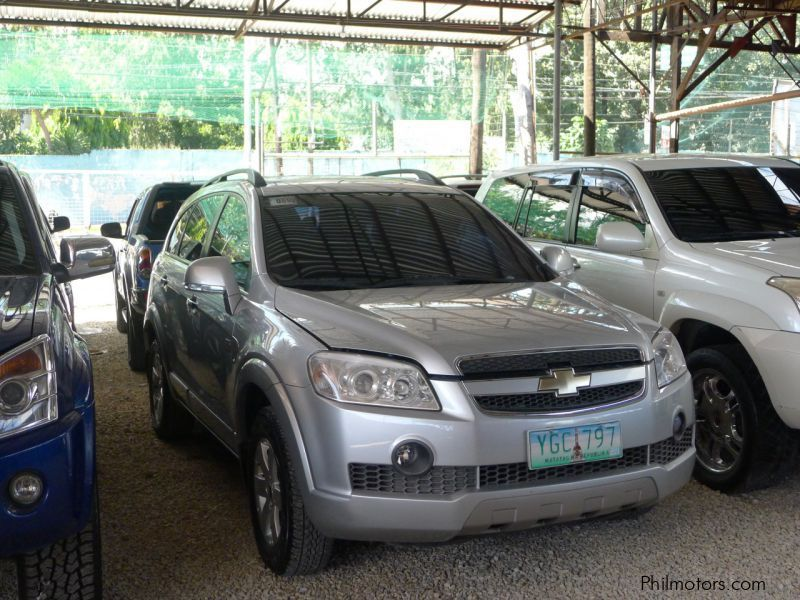 used chevrolet captiva 2007 captiva for sale cebu. Cars Review. Best American Auto & Cars Review