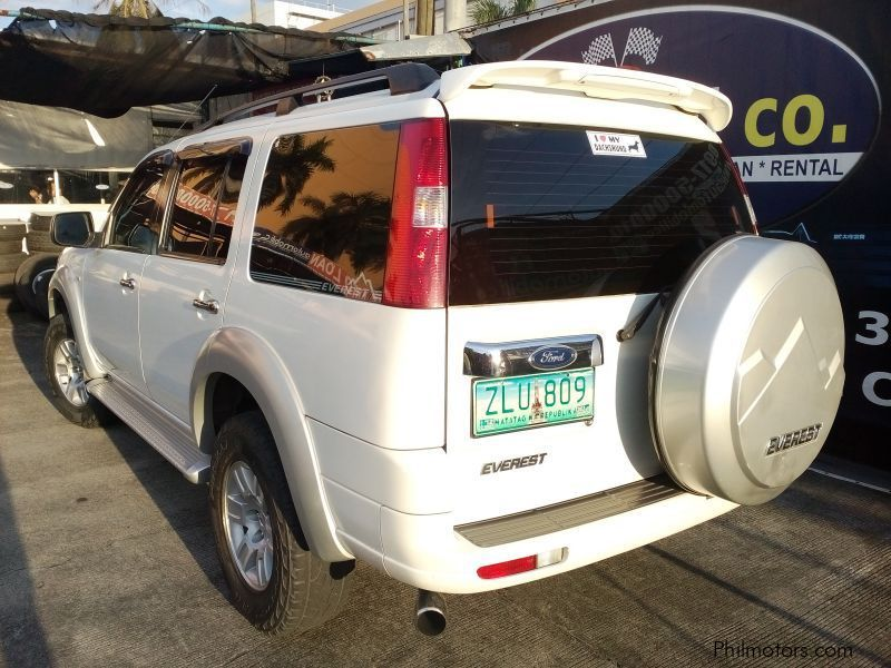 Used ford everest 2007 everest for sale paranaque city for Phil long ford used cars motor city