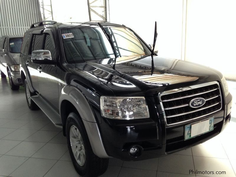 used ford everest 2007 everest for sale batangas ford everest rh philmotors com Ford Everest 2006 2007 Ford Everest Blue Green