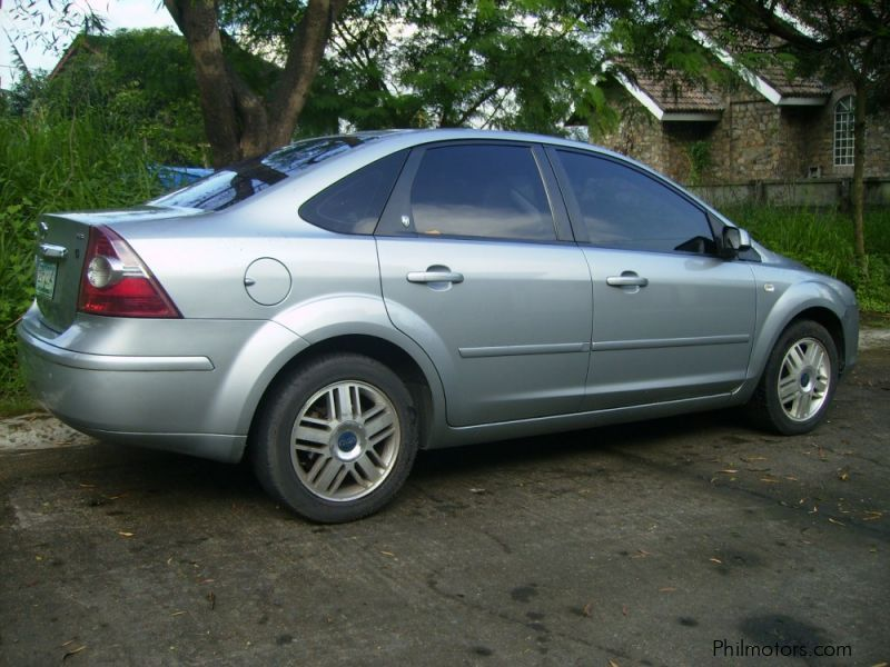 used ford focus ghia 2007 focus ghia for sale quezon. Black Bedroom Furniture Sets. Home Design Ideas