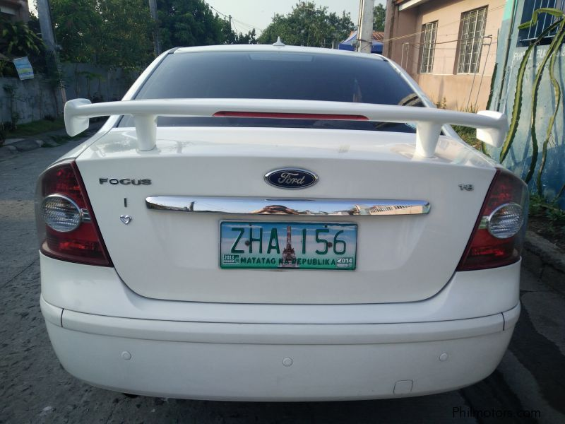Used Ford Focus Ghia Limited Edition 2007 Focus Ghia Limited Edition For Sale Cavite Ford