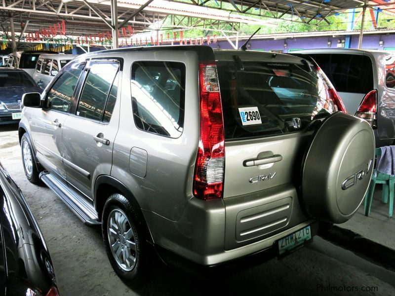 Used Honda CR-V | 2007 CR-V for sale | Pasay City Honda CR ...