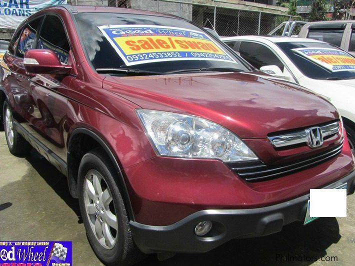 Used honda cr v 2007 cr v for sale benguet honda cr v for Used hondas for sale