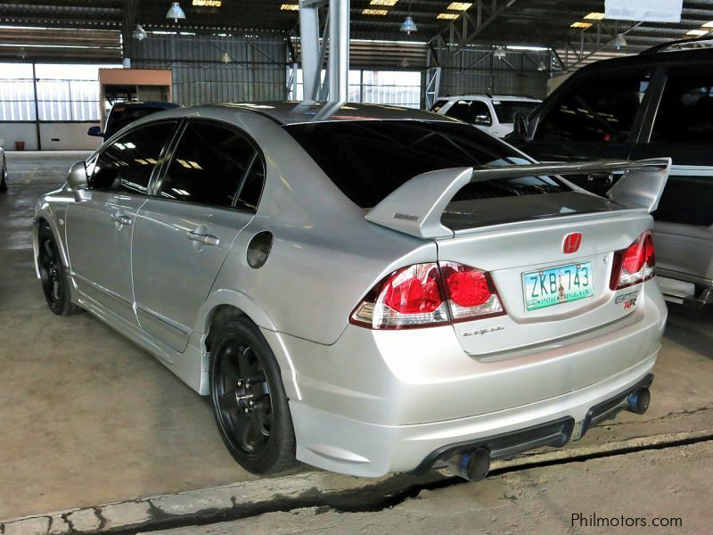 Used honda civic 2007 civic for sale pasig city honda for Used hondas for sale