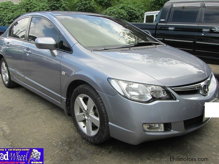 Used Honda Civic Fd 1 8s Top Of The Line 2007 Civic Fd 1 8s Top Of The Line For Sale Benguet