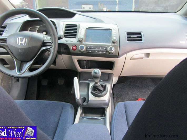 Used Honda Civic Fd 1 8s Top Of The Line 2007 Civic Fd 1