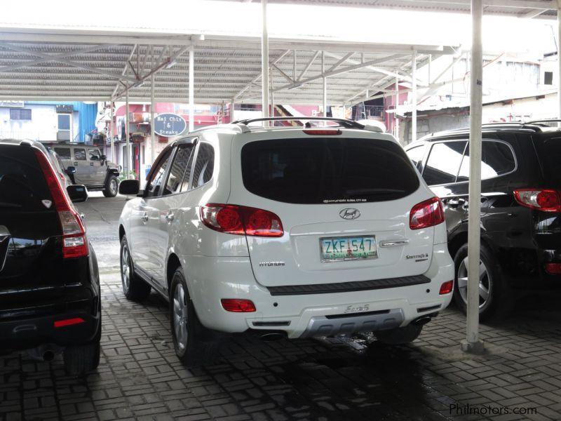 Used Hyundai Santa Fe | 2007 Santa Fe for sale | Pasig City Hyundai Santa Fe sales | Hyundai ...