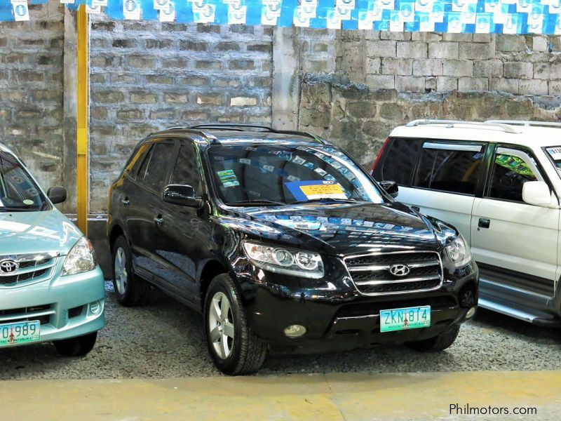 Used Hyundai Santa Fe 2007 Santa Fe For Sale Quezon
