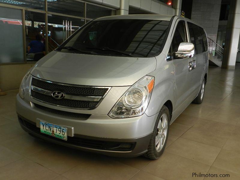 Used Hyundai Starex | 2007 Starex for sale | Cebu Hyundai ...