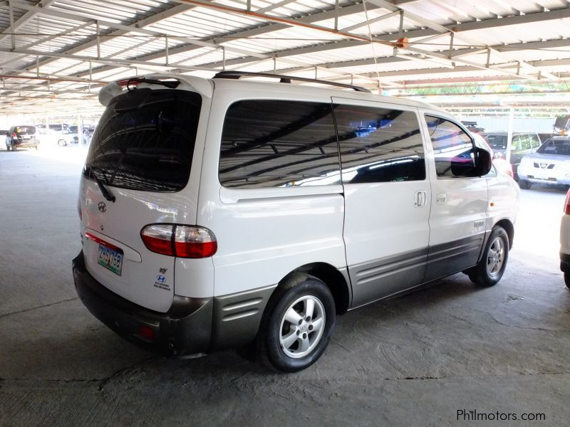 Used Hyundai Starex 2007 Starex For Sale Pasay City