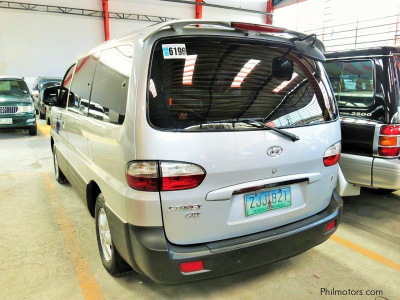 Used Hyundai Starex 2007 Starex For Sale Quezon City