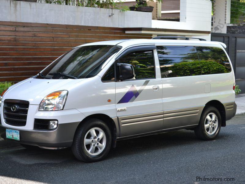 Used Hyundai Starex Grx Crdi 2007 Starex Grx Crdi For