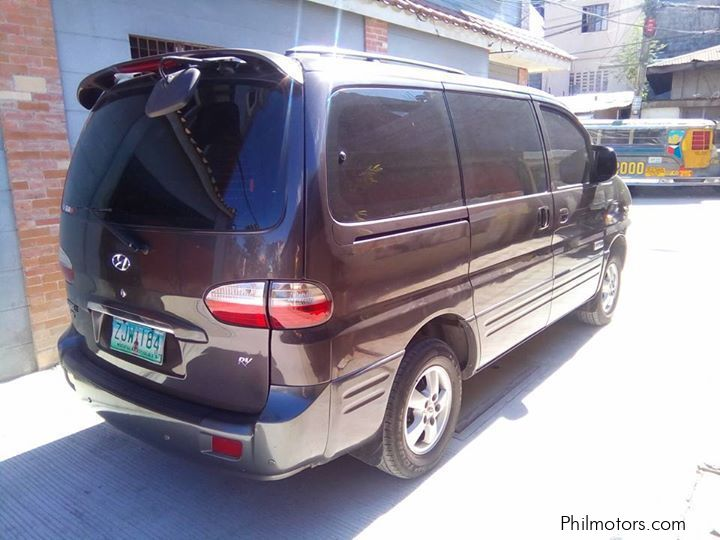 Used Hyundai Starex 2007 Starex For Sale Makati City