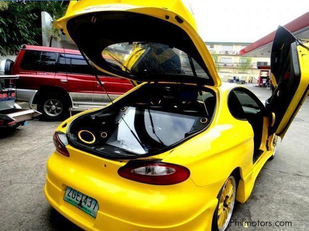 Free Car History Report >> Used Hyundai Tiburon | 2007 Tiburon for sale | Batangas