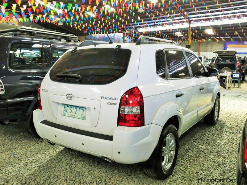 Used Hyundai Tucson 2007 Tucson For Sale Quezon City