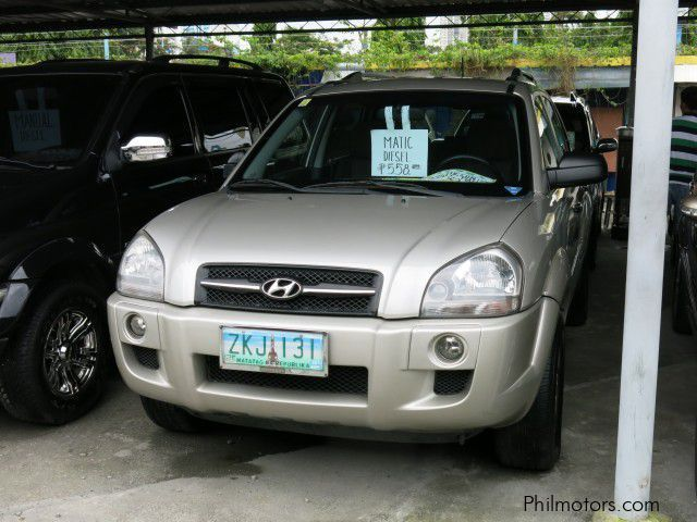 Used Hyundai Tucson 2007 Tucson For Sale Pasay City