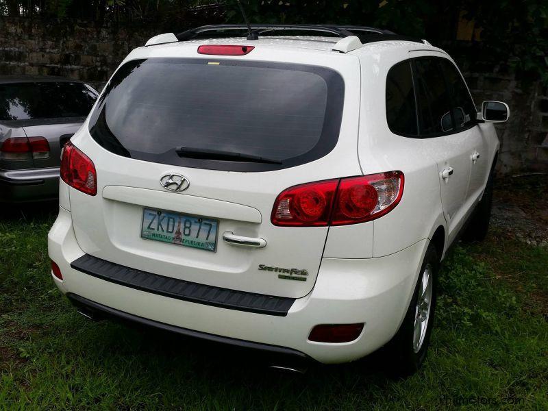 Used Hyundai Santa Fe 2007 Santa Fe For Sale