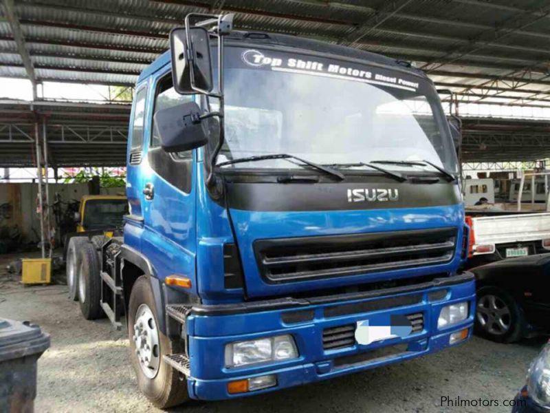 used isuzu prime mover giga 2007 prime mover giga for sale cebu isuzu prime mover giga sales isuzu prime mover giga price 1,450,000 trucks