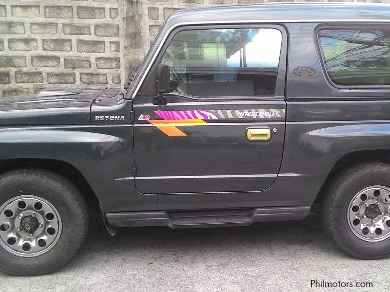 Used Kia Retona | 2007 Retona for sale | Quezon City Kia Retona sales | Kia Retona Price ...