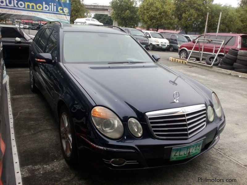 Used mercedes benz 280e 2007 280e for sale paranaque for Mercedes benz philippines