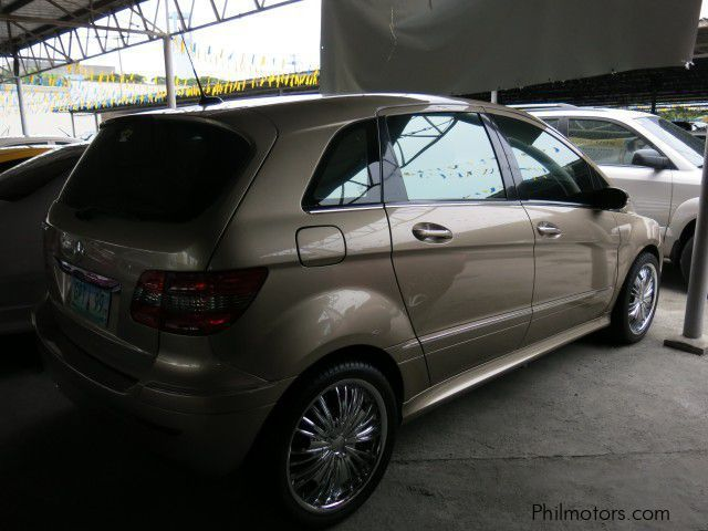 Used mercedes benz b170 2007 b170 for sale pasay city for Mercedes benz philippines
