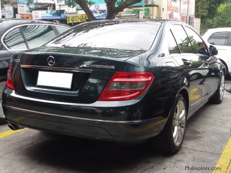 Used mercedes benz c200 2007 c200 for sale paranaque for Mercedes benz philippines