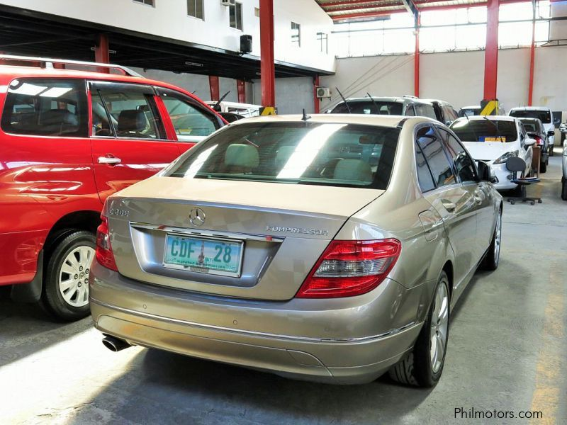 Used mercedes benz c200 kompressor 2007 c200 kompressor for Mercedes benz kompressor price