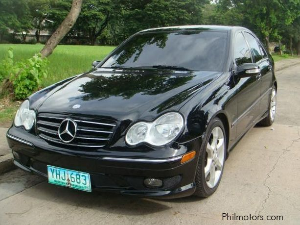 Used mercedes benz c230 2007 c230 for sale cebu for Mercedes benz price philippines