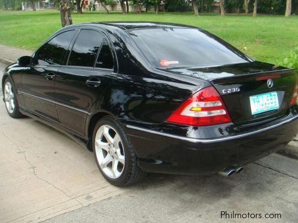 Used mercedes benz c230 2007 c230 for sale cebu for 2009 mercedes benz c230