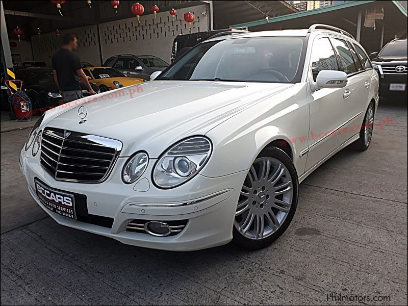 Used mercedes benz e280 2007 e280 for sale pasig city for Mercedes benz philippines