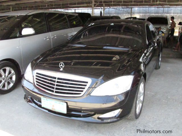 Used mercedes benz s550 2007 s550 for sale muntinlupa for Used mercedes benz s550 for sale