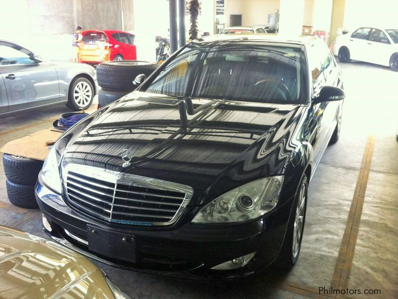 Used mercedes benz s550 2007 s550 for sale muntinlupa for Mercedes benz philippines