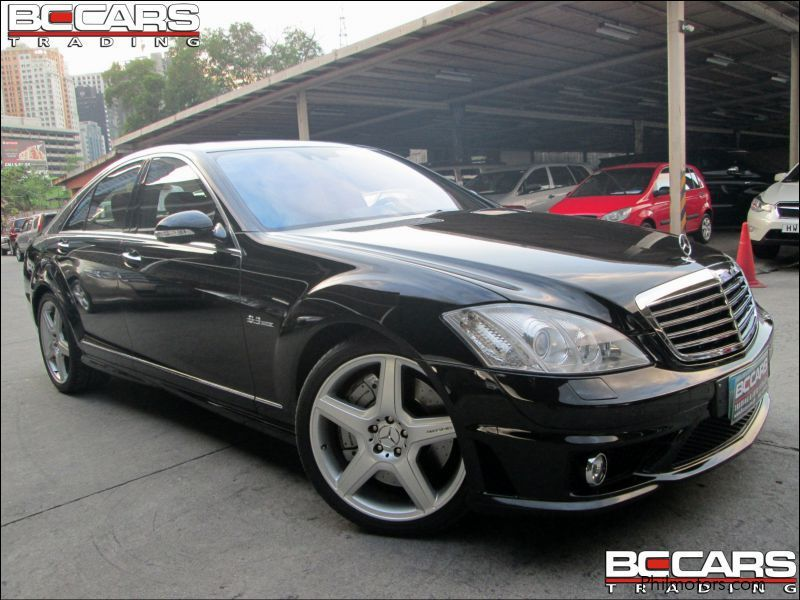 Used mercedes benz s63 2007 s63 for sale pasig city for Mercedes benz s63 for sale