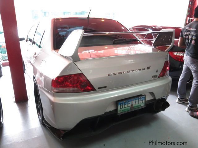 Used Mitsubishi Lancer Evolution 7 2007 Lancer Evolution 7 For Sale Quezon City Mitsubishi
