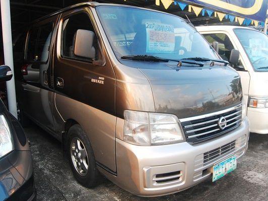 Used Nissan Urvan Estate | 2007 Urvan Estate for sale | Pasay City ...