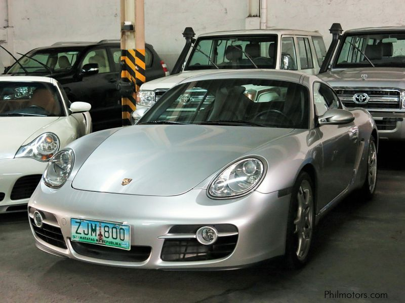 used porsche cayman 2007 cayman for sale makati city porsche cayman sales porsche cayman. Black Bedroom Furniture Sets. Home Design Ideas