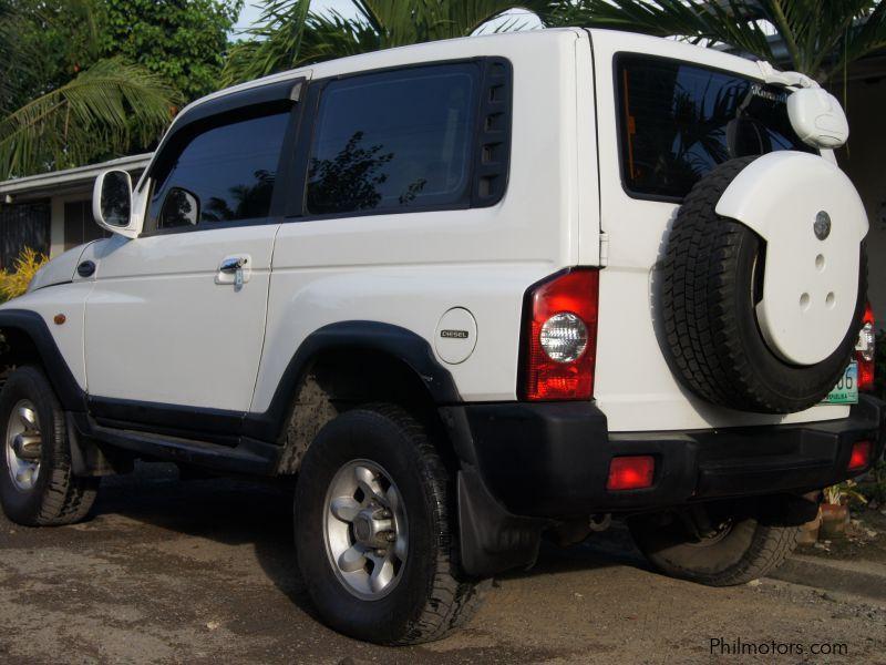 Used Ssangyong Korando 2007 Korando For Sale Cebu