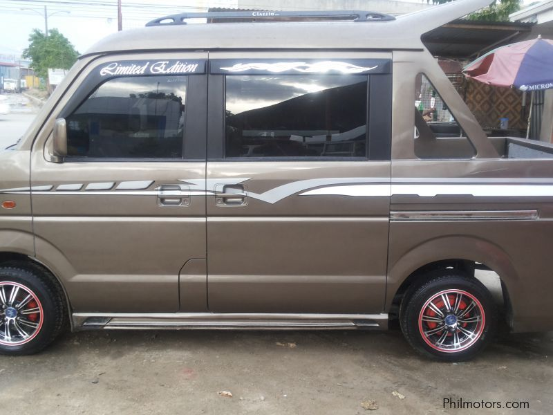 Used Suzuki Every Wagon 2007 Every Wagon For Sale Cebu