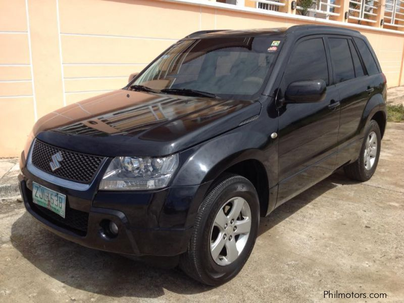 used suzuki grand vitara 2007 grand vitara for sale quezon suzuki grand vitara sales. Black Bedroom Furniture Sets. Home Design Ideas
