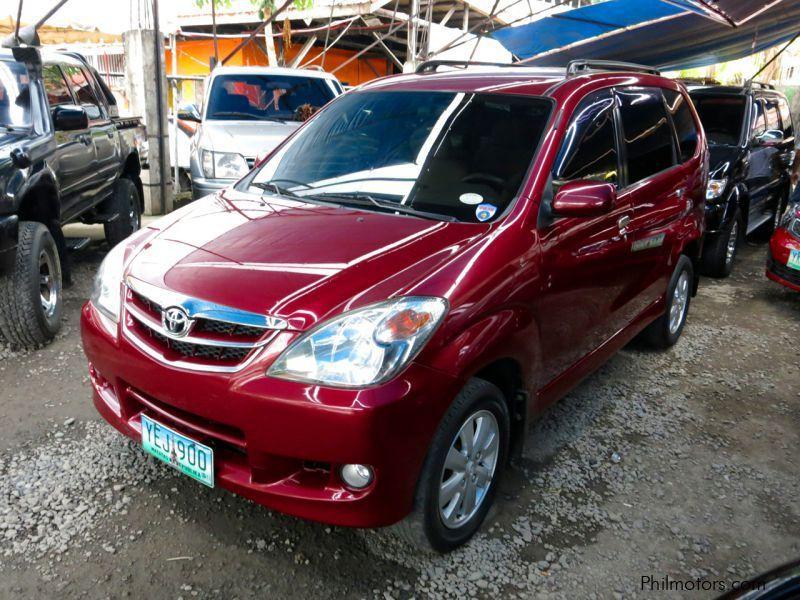 Used Toyota Avanza 2007 Avanza For Sale Cebu Toyota