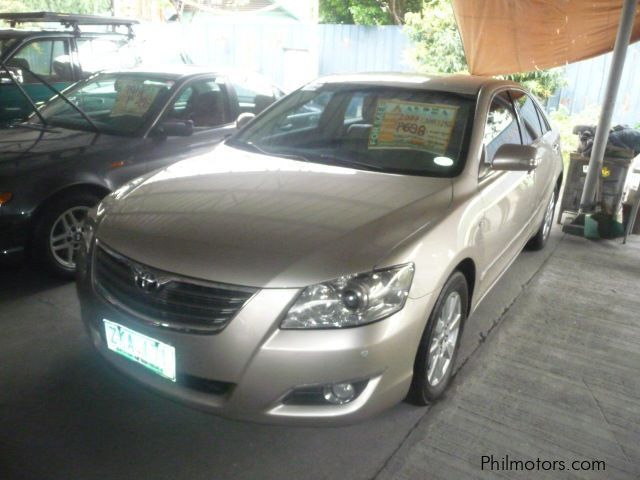Toyota Camry 2 4 G In Philippines