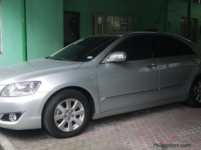 used toyota camry 2 4 v a t 2007 camry 2 4 v a t for sale quezon city toyota camry 2 4 v a t. Black Bedroom Furniture Sets. Home Design Ideas