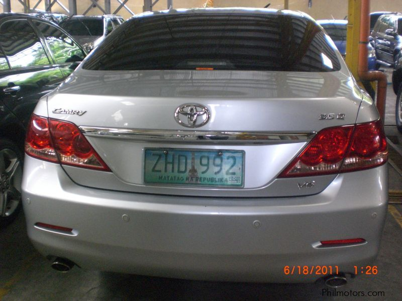 used toyota camry 2007 camry for sale quezon city toyota camry sales to. Black Bedroom Furniture Sets. Home Design Ideas