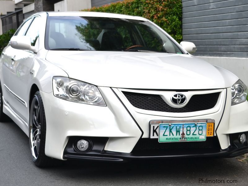 used toyota camry 3 5q 2007 camry 3 5q for sale quezon city toyota camry. Black Bedroom Furniture Sets. Home Design Ideas