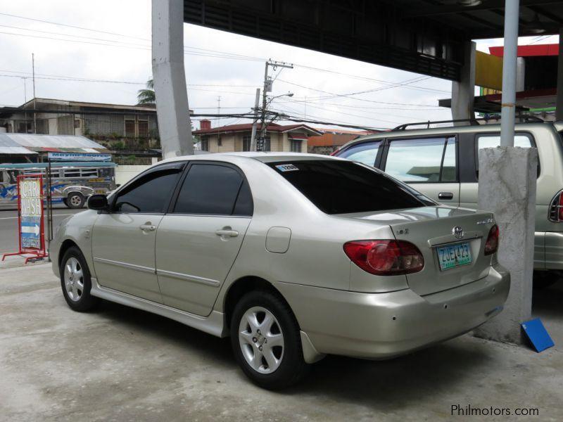 Used Toyota Corolla Altis G 2007 Corolla Altis G For