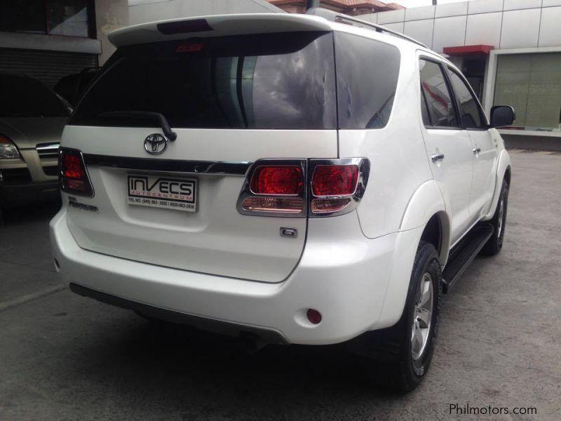 Used Toyota Fortuner G | 2007 Fortuner G for sale | Pampanga Toyota Fortuner G sales | Toyota ...